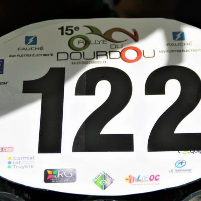Rallye du Dourdou 2018