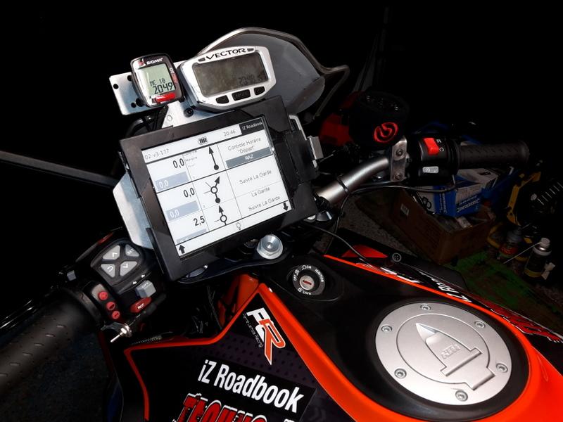 Moto tour 2016