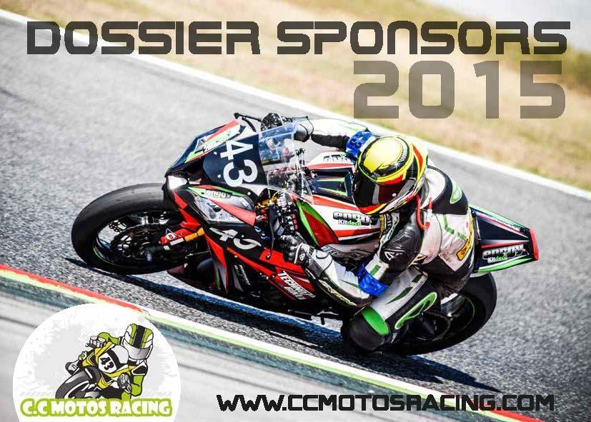 Final dossier sponsors 2015 cc motos racing a5 web page 1
