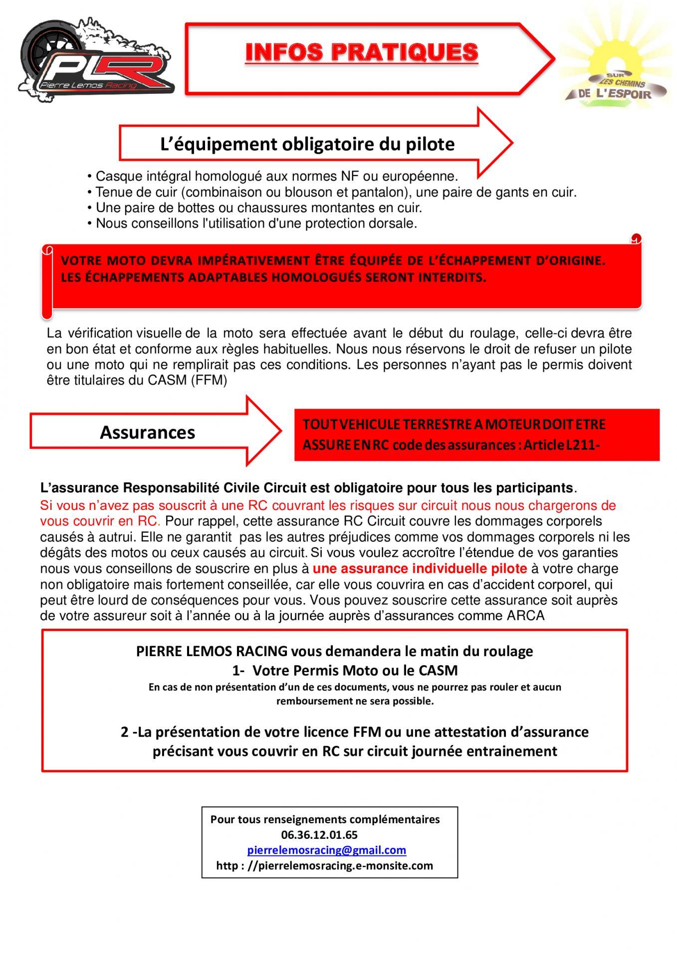 Infos pratiques line 2